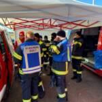 Suchaktion mit 23 Feuerwehren