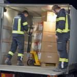 Feuerwehren unterstützen bei COVID-19 Massentests