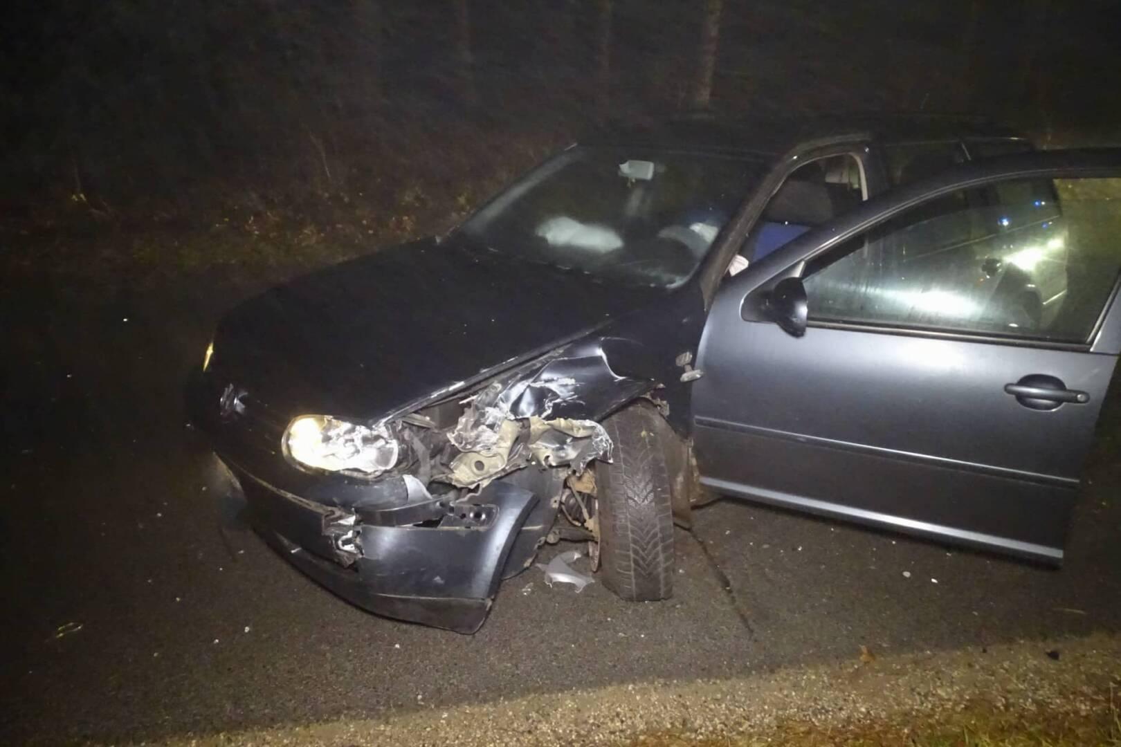 Verkehrsunfall in Ternitz