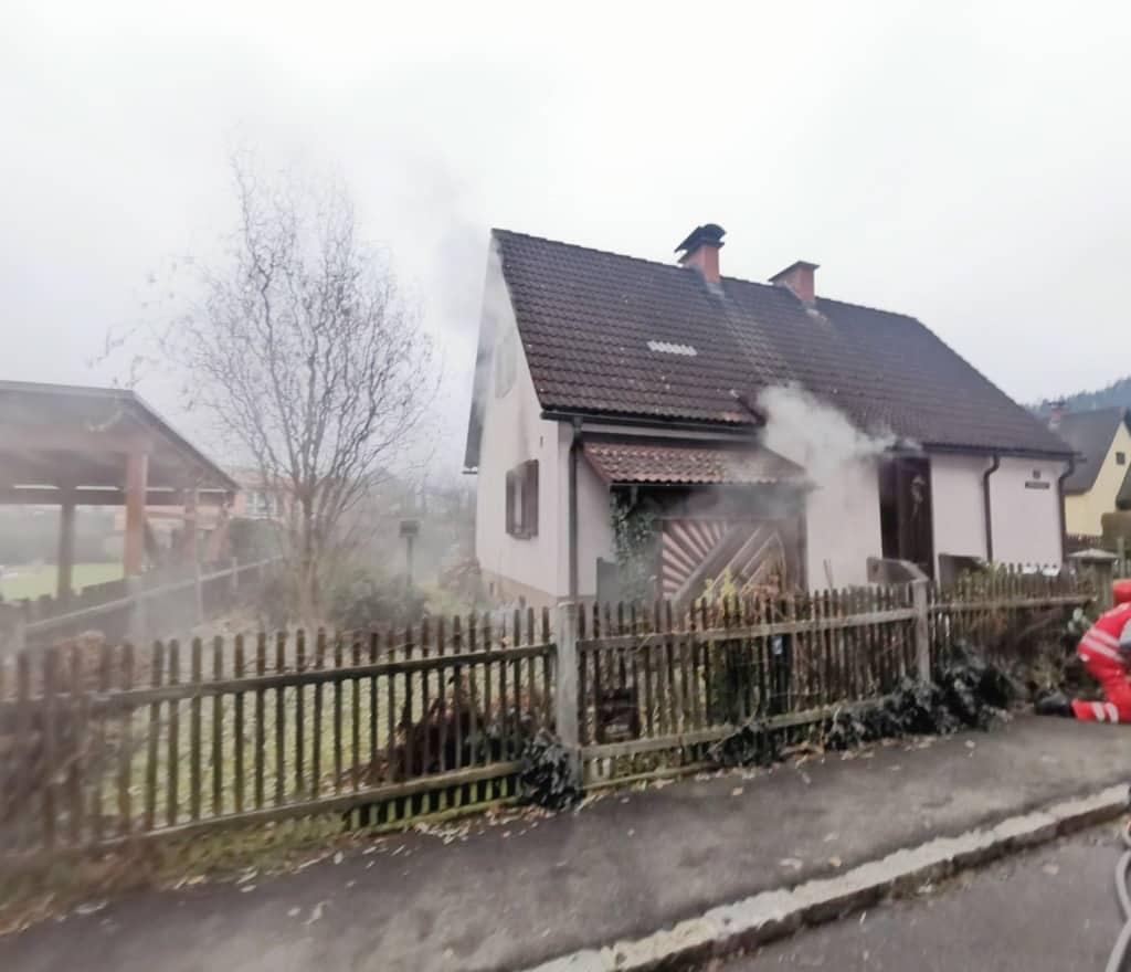 Zimmerbrand Kalkwerkgasse