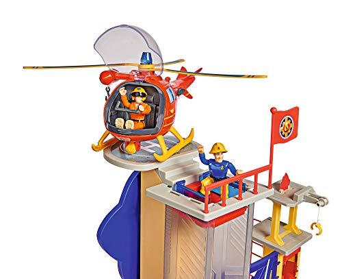 Feuerwehrmann Sam Spielzeug-Mega-Feuerwehrstation XXL 5