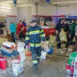 Hilfe für Erdbebenopfer in Kroatien