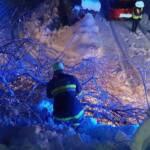 Mehrere Unwettereinsätze aufgrund der Schneelast