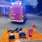 Einsatzleitfahrzeug für die Feuerwehr Ebenfurth