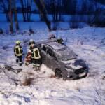 Verkehrsunfall in St. Wolfgang