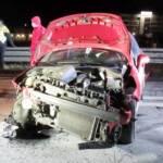 Verkehrsunfall S6 vor Abfahrt Leoben Ost