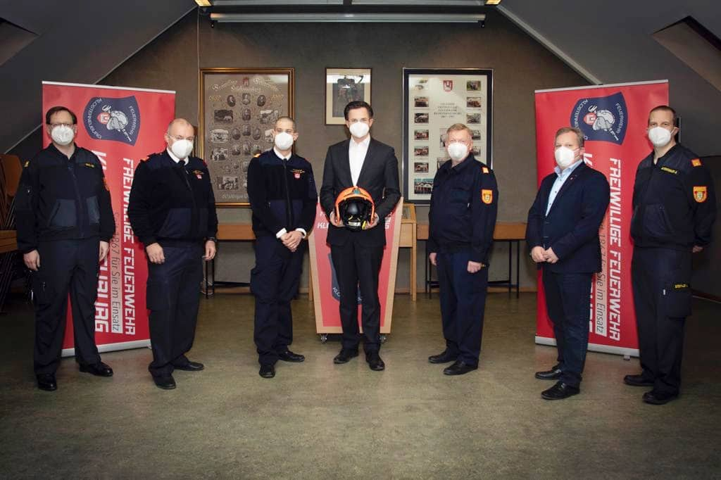 Neues Kommando bei der Feuerwehr