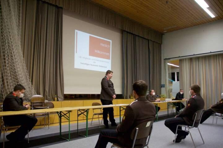 Wahl- und Mitgliederversammlung