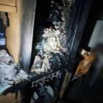 Zimmerbrand in Wien - Meidling