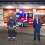 Feuerwehr Wiener Neudorf hat gewählt