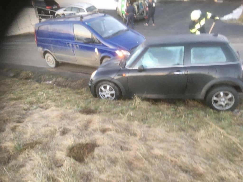 Verkehrsunfall in Schamberg