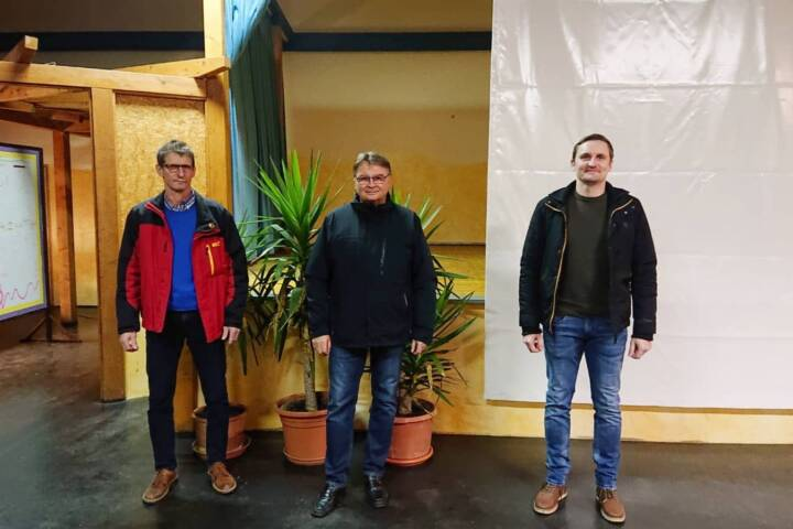 Kommandantenwahlen in FF St. Martin/Raab Berg