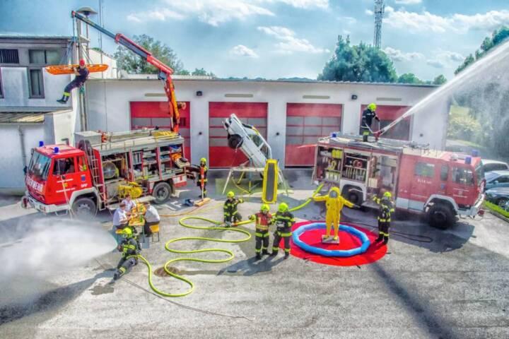 Burgenländische Feuerwehr gewinnt Feuerwehr-Award