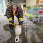 Rasche Entwarnung bei Brandeinsatz in Weinzierl