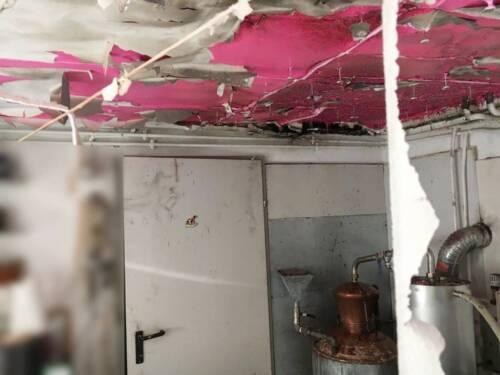 AFK Millstatt-Radenthein: Brand nach Explosion beim Schnapsbrennen