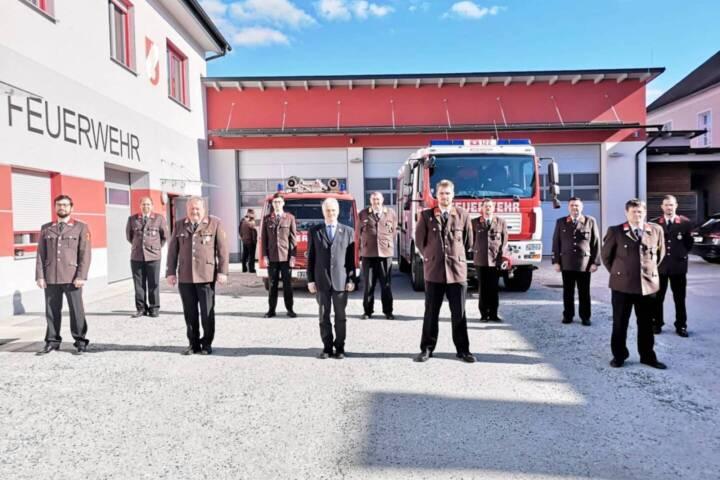 Jahreshauptdienstbesprechung FF Mogersdorf-Ort