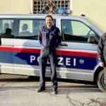 Antrittsbesuch beim jüngsten Polizeikommandanten Kärntens