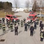 16 neue Truppmänner aus Bezirk ausgebildet
