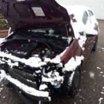 Schneefall sorgte für Chaos