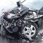 Schwerer Verkehrsunfall in Ternitz