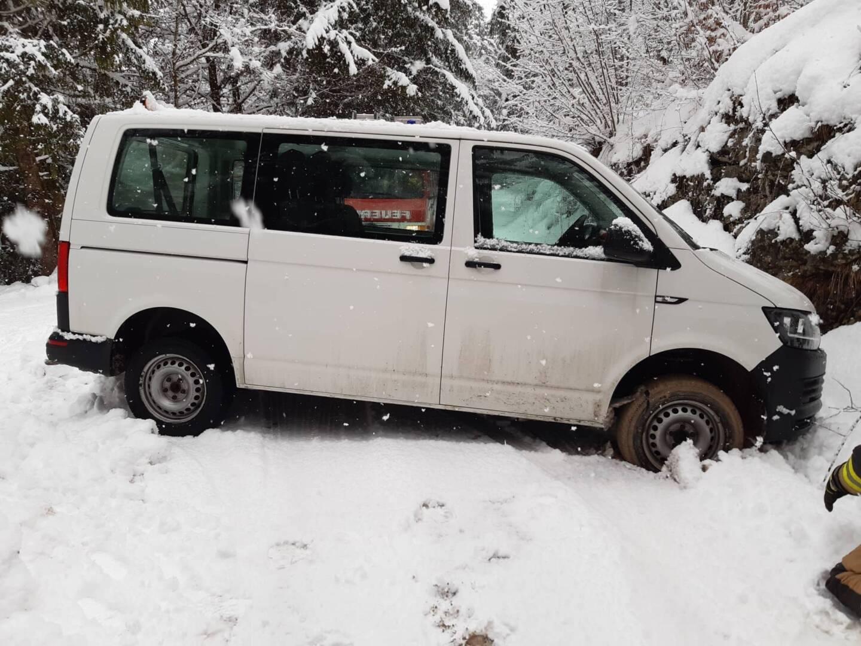 Fahrzeugbergung in Rettenbach