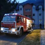 Brand in Wohnung in Radenthein