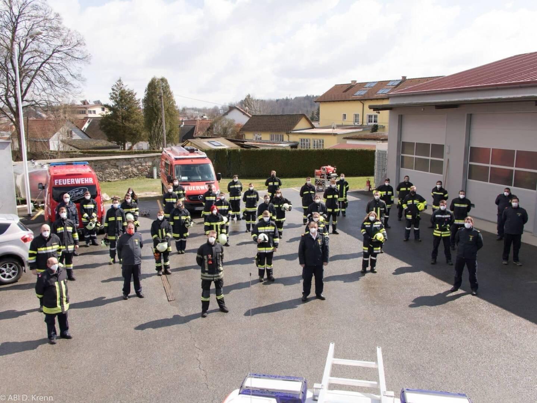 26 neue Feuerwehr-Einsatzkräfte ausgebildet
