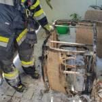 Balkonbrand durch Nachbarn verhindert