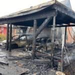 Wohnhausbrand in Deutschlandsberg