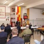 Jahreshauptversammlung und Kommandantenwahlen
