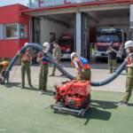 86 Jungfeuerwehrmitglieder erwarben das Feuerwehr Jugendleistungsabzeichen in Gold