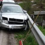 Schwerer Verkehrsunfall B26