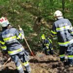Waldbrand in Eibiswald verhindert