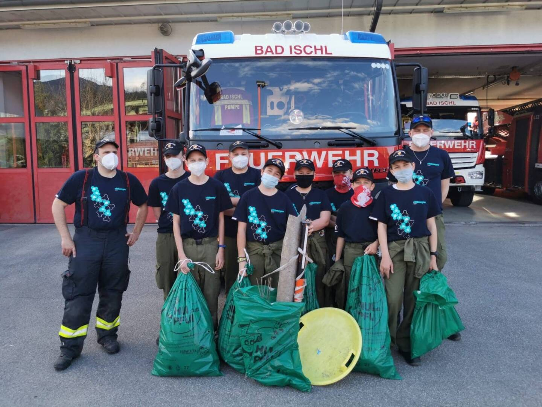 Sammelaktion der Feuerwehrjugend