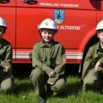 Feuerwehrjugend hat neue Kommandantin