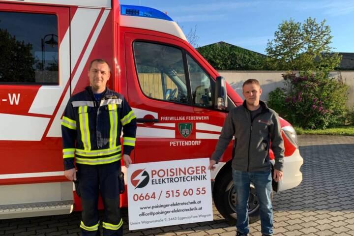 Brandmeldeanlage für das Feuerwehrhaus