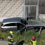 Verkehrsunfall in Gratwein-Straßengel