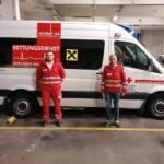 Arbeitsgespräch mit Bezirkskommando des Roten Kreuz