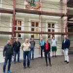 Besuch bei der FF Mitterweissenbach
