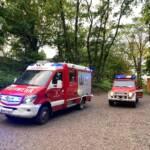Menschenrettung auf der Sulzwiese-Kahlenberg