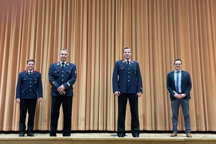 Neues Kommando bei der Feuerwehr Radenthein