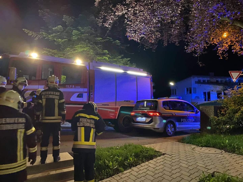 Feuerwehrmann verhindert Wohnungsbrand