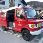 Verkauf des KLF-A der Feuerwache Perneck