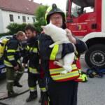 Wohnungsbrand in Pottschach