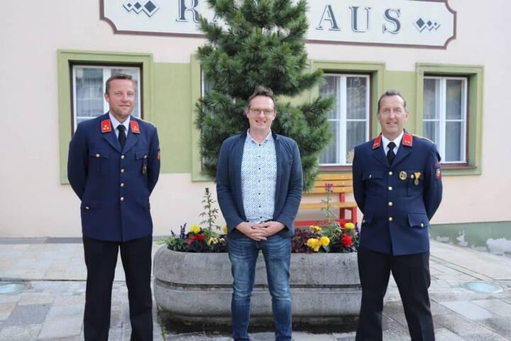 Gemeindefeuerwehrkommandantenwahl Radenthein