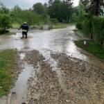 Unwetter über Pettendorf und Gaisruck