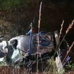 Verkehrsunfall auf der B115a