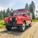 Ältestes Feuerwehrfahrzeug frisch restauriert