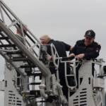 Neue Drehleiter für die Feuerwehr
