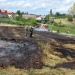 Flurbrand in Wallendorf